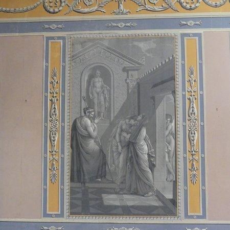 Scène de l'antiquité ( Première tapisserie de 1774