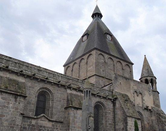 Collégiale Saint-Pierre du Dorat