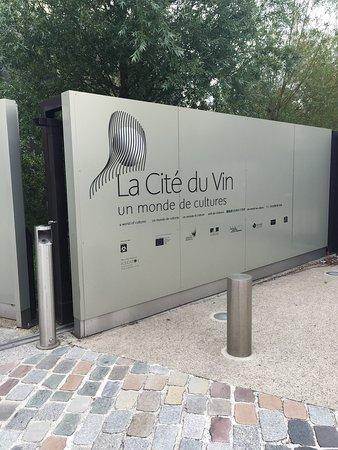 La Cité du Vin: La Cite du Vin