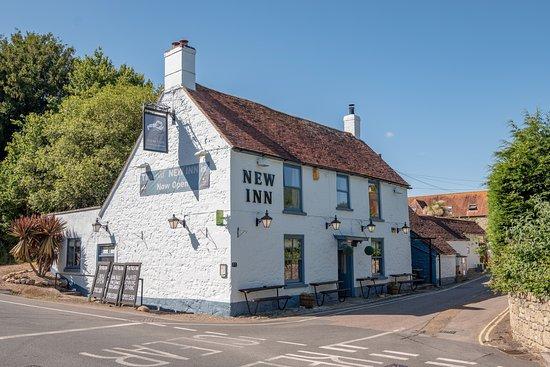 Shalfleet, UK : The New Inn