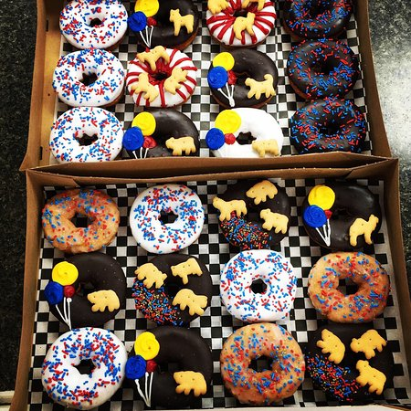 Mountain Donuts照片