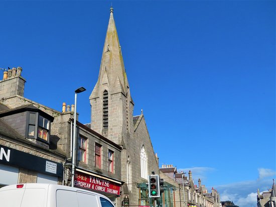 Inverurie West Parish Church