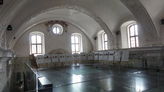 Chmielnik, Polonia: Górne piętro