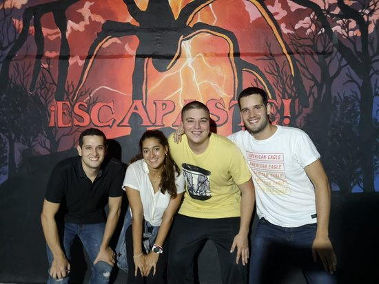 Paranoia Escape Room Medellin