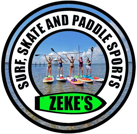 Zeke's Surf and Paddle