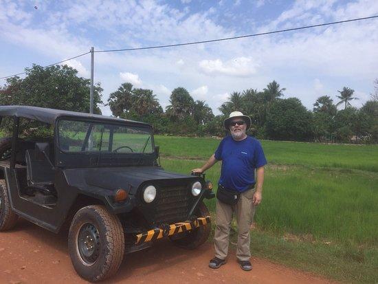 Cambodia Jeep Trails