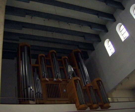 Kirche St. Mariae-Geburt: Die Innenausstattung der Kirche, St. Mariae Geburt.