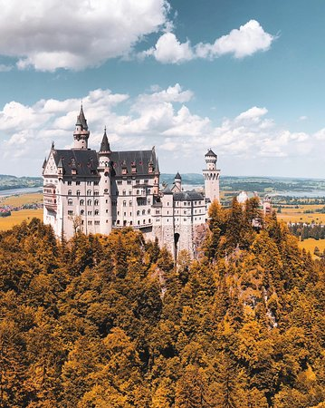 Alemania: Fairytale castle anyone?