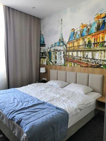 Europa Hotel and Apartment, hoteles en Rusia