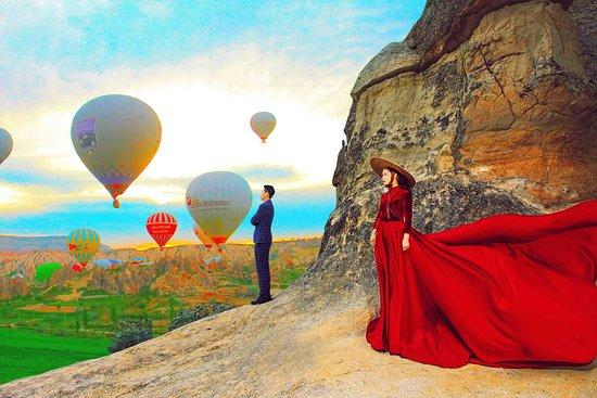 FEY Cappadocia Balloon Tour