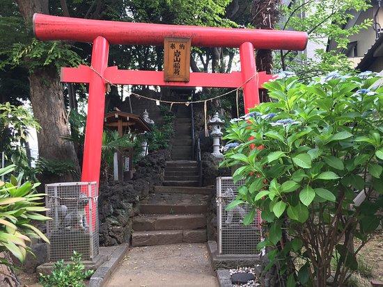 Iwayama Inari Shrine