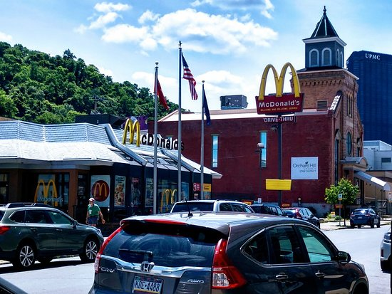 McDonald's, Pittsburgh - 1630 Penn Ave - Restaurant Reviews, Photos