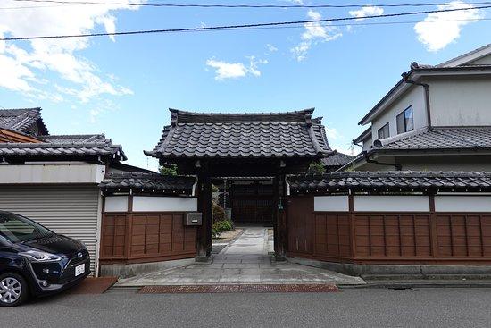 Nerima, Japan: 田島山十一ヶ寺・受用院