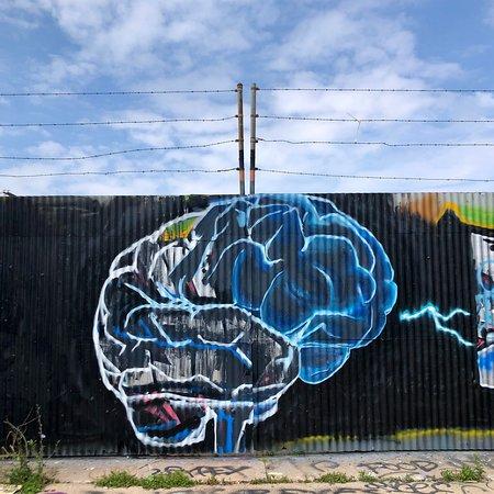 Offbeat Street Art Tour of Chicago: Urban Graffiti, Art, and Murals Fotografie
