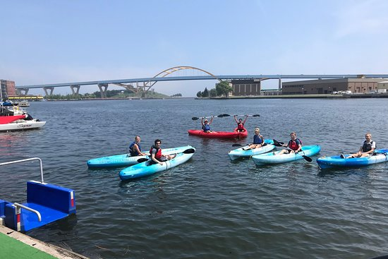 Milwaukee Kayak Tours