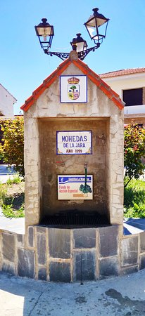Mohedas de la Jara, สเปน: Escudo de mohedas