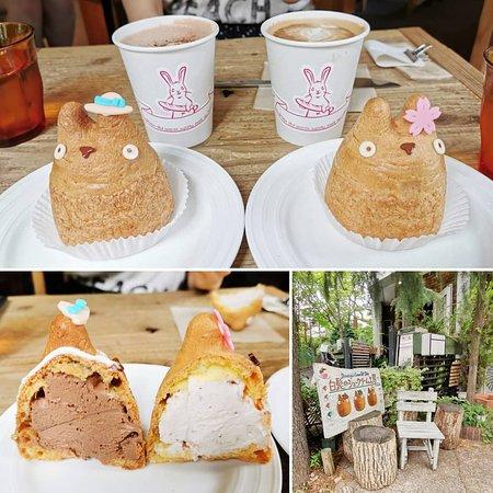 Shiro-Hige's Cream Puff Factory Daita: a
