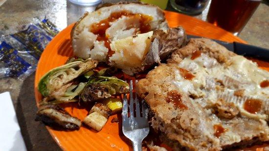 Chicken fried amazing