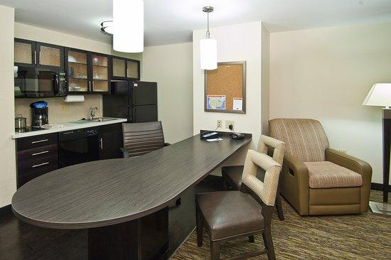 Candlewood Suites Atlanta West I-20: Guest room amenity