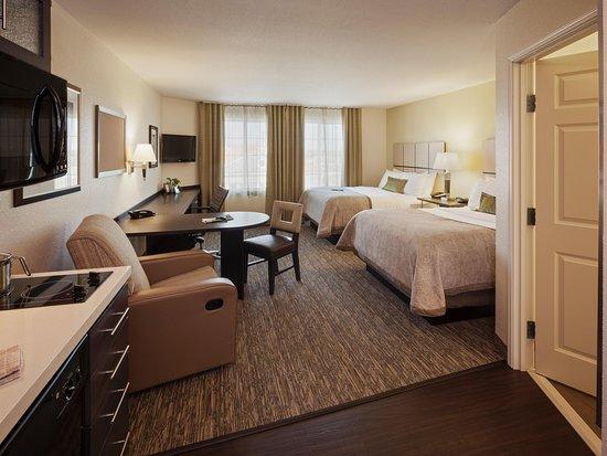 Candlewood Suites Atlanta West I-20: Guest room