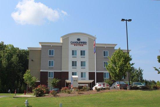 Candlewood Suites Atlanta West I-20: Exterior