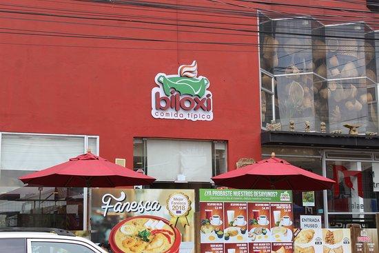 Кито, Эквадор: Biloxi Restaurant