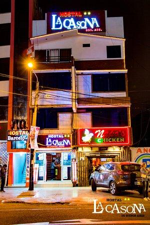 Nuevo Chimbote District, بيرو: Nuestra ubicación en la mejor Zona de Nuevo Chimbote-iluminada-comercial y segura