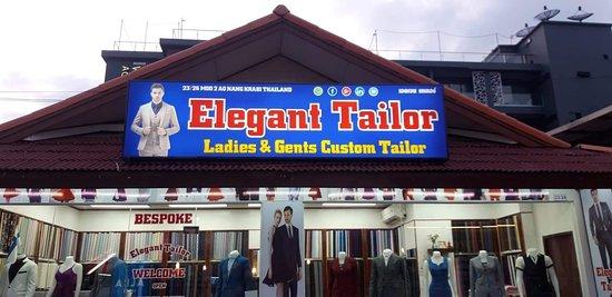 Elegant Tailor