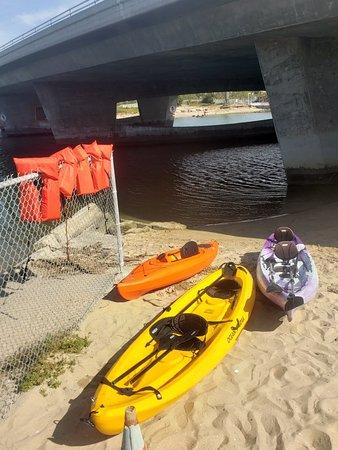 Balboa Kayaks and Paddleboards
