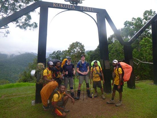 Kokoda, Papua Nowa Gwinea: Owers' Corner