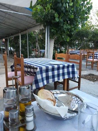 Nea Plagia, Grecia: Ottimo cibo a buon prezzo!