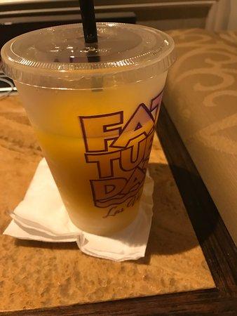 Fat Tuesday: Mango & pina colada mix