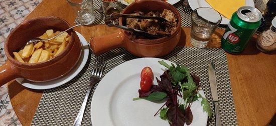 Petit restaurant traditionnel