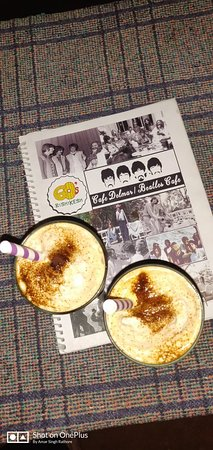 60's (Cafe Delmar/Beatles Cafe) Picture