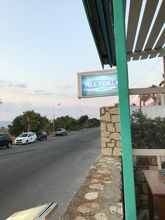 Meltemia Taverna - Hidden Gem