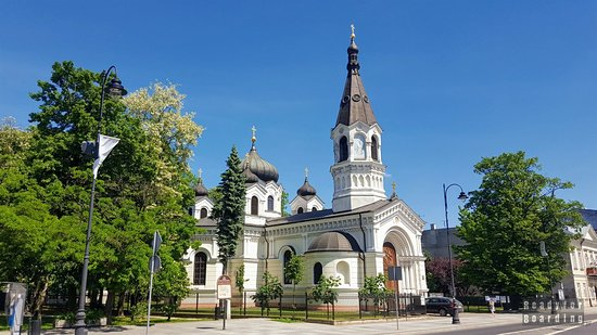 Cerkiew prawosławna p.w. Wszystkich Swietych