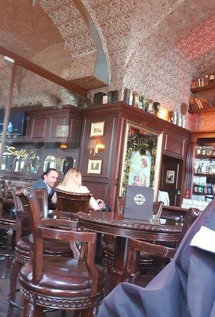 Sally's Bar in Bermuda Triangle