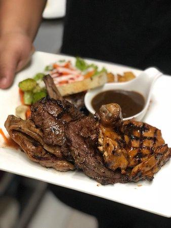 Kerteh, Malaysia: Customer favourite dishes