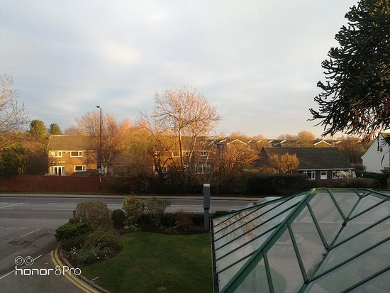 Parkmore Hotel: The room with a view