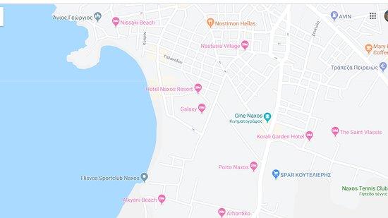 Apo Toys Xartes Ths Google Picture Of Saint George Beach Naxos