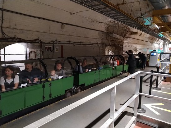 The Postal Museum Admission Ticket: Mail Rail Ride