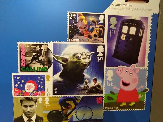 The Postal Museum Admission Ticket: Postal Museum