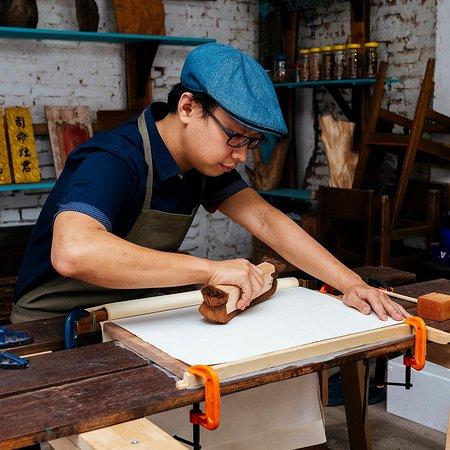 Keng Hwa Carving Studio