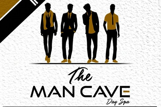 THE MAN CAVE DAY SPA