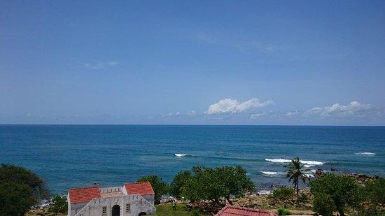 Dixcove, Ghana: Great views