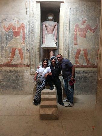Saqqara (Sakkara) Pyramids: Inside the royal tombs at saqquara
