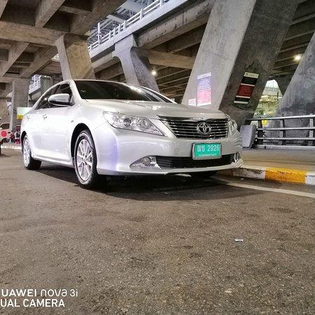 Suvanarphum taxi