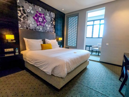 Deluxe Queen Room on the 7th floor