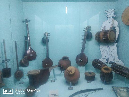 Government Museum in Pudukkottai