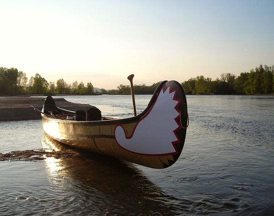 Notre canoë Rabaska